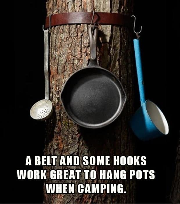 camping hacks 19