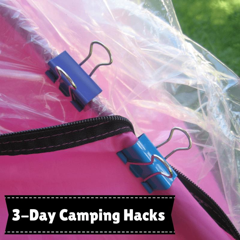 camping hacks 23
