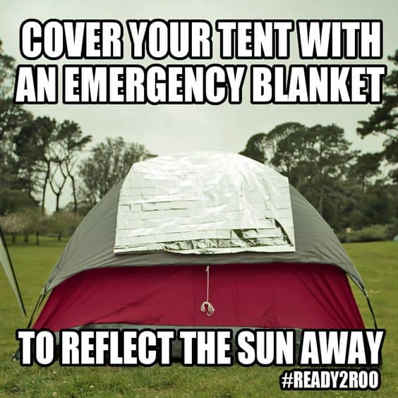 Camping hacks 41