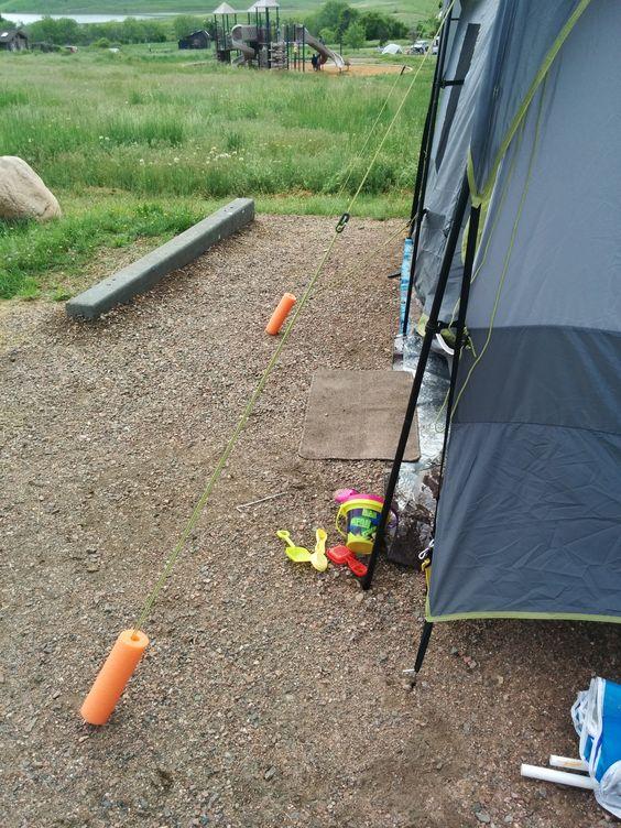 Camping Hacks 5