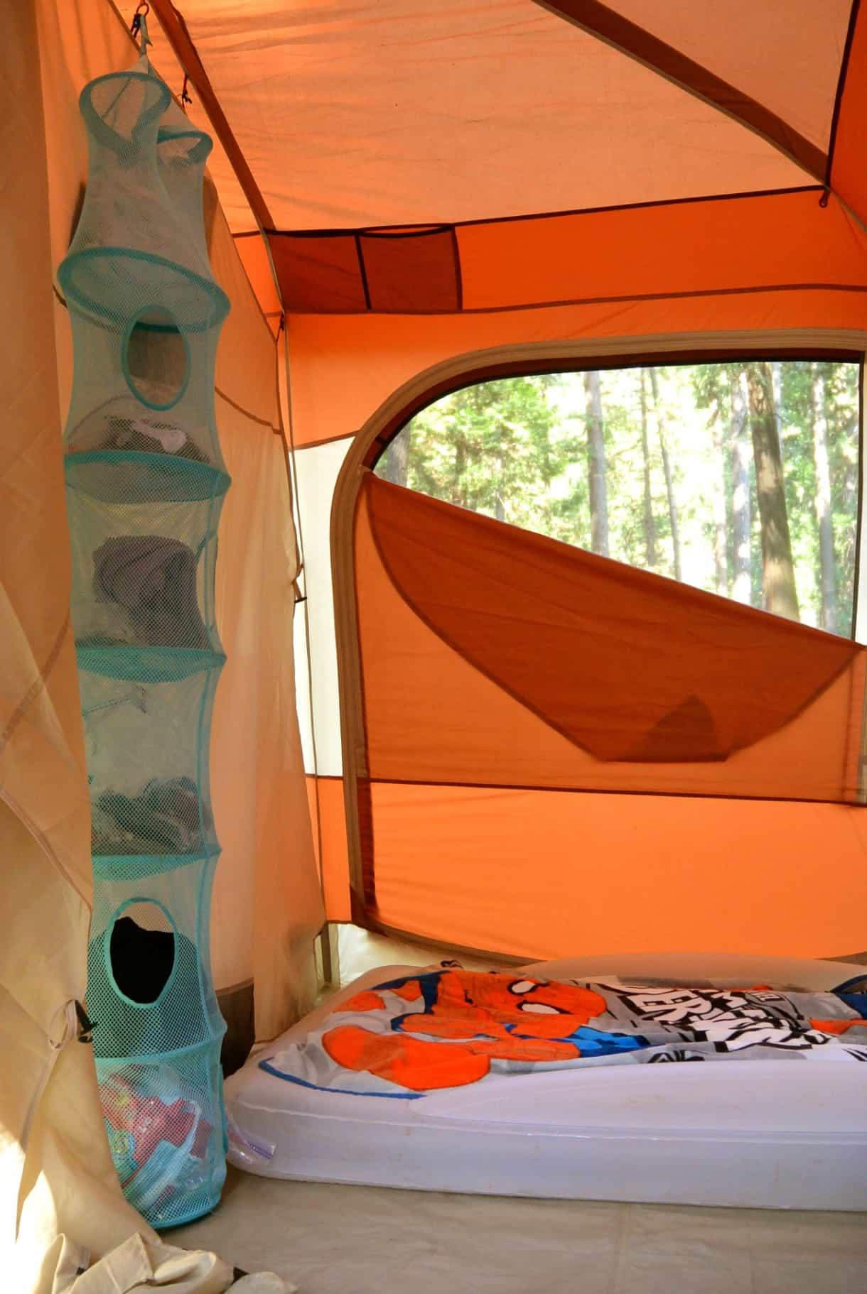 Camping Hacks 7