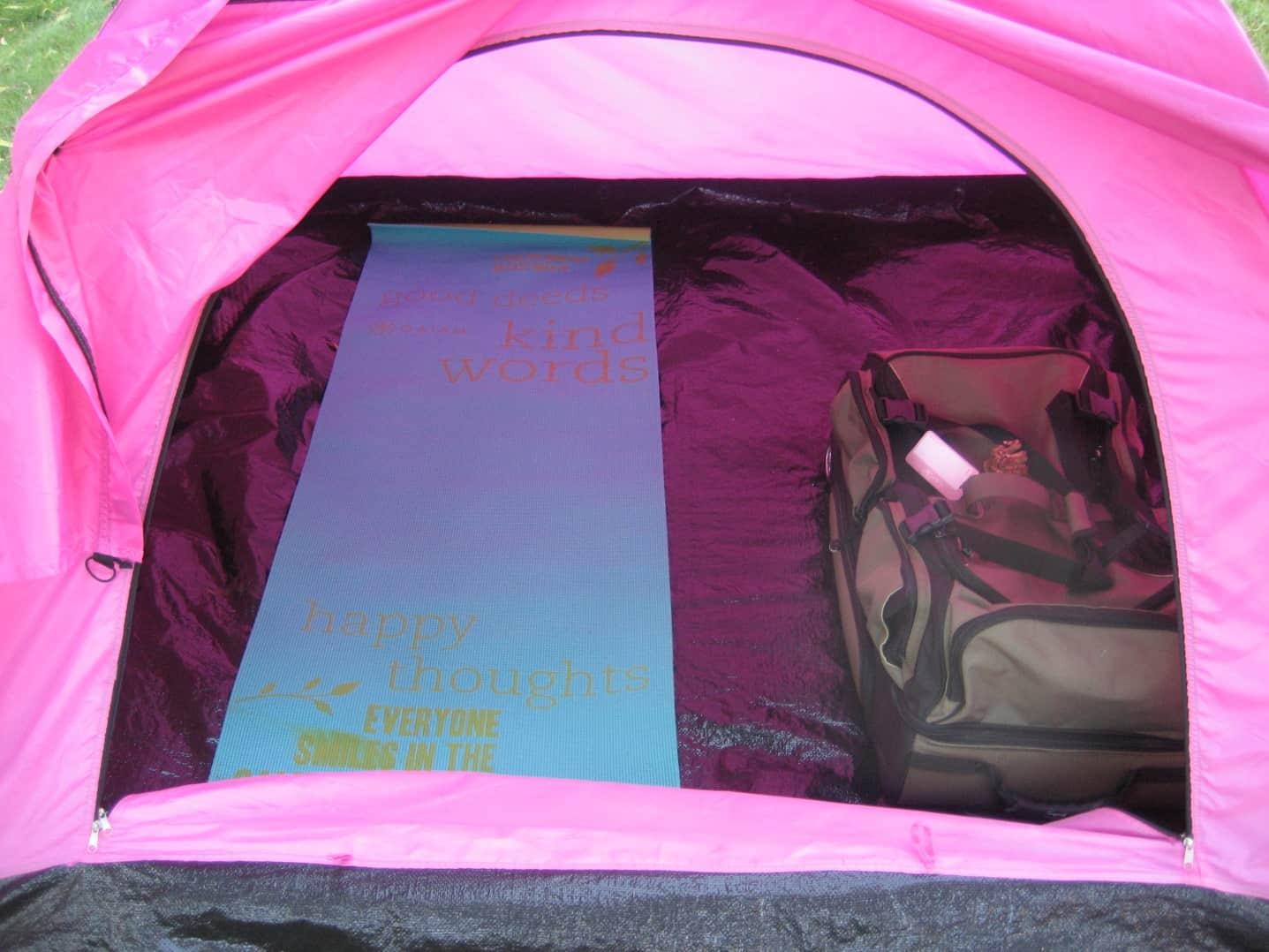 Camping Hacks 9