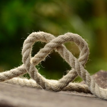 knit rope