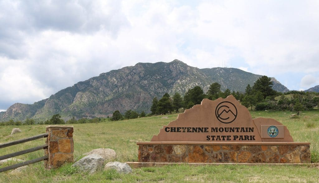 Cheyenne Mountain National Park - https://en.wikipedia.org/wiki/Cheyenne_Mountain_State_Park#/media/File:Cheyenne_Mountain_State_Park.JPG