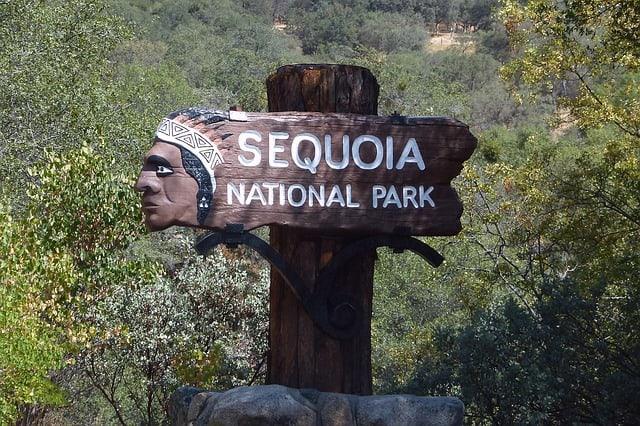 Sequoia State Park