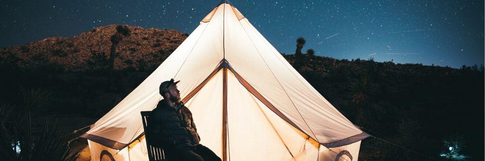 tarp tent for camping