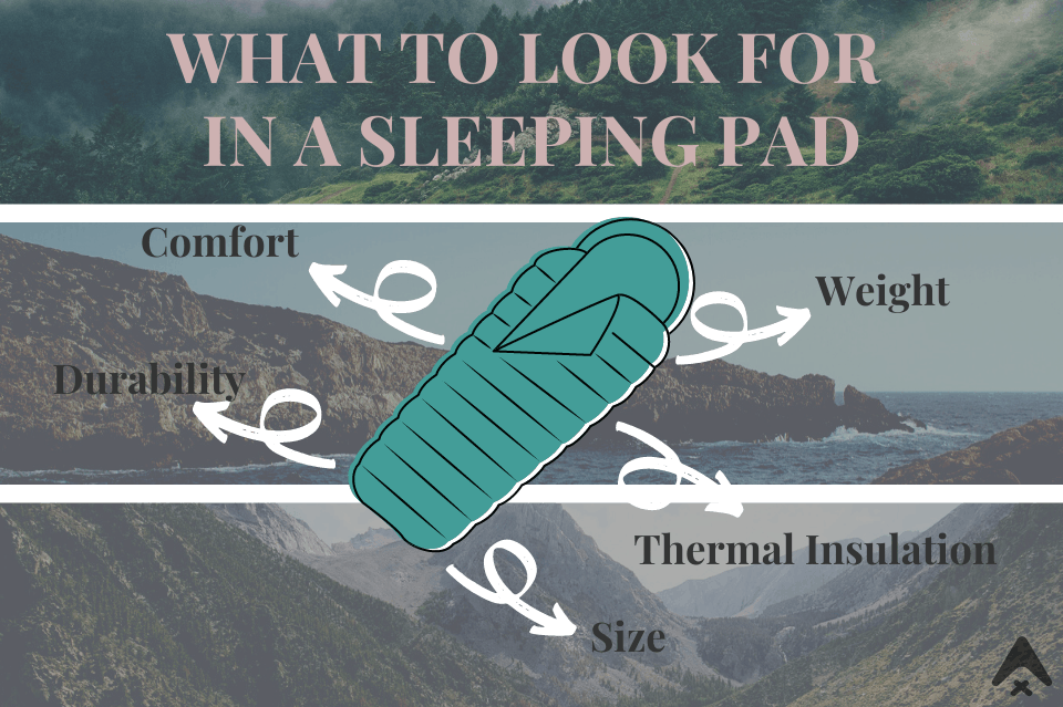 what-to-look-for-in-a-sleeping-pad