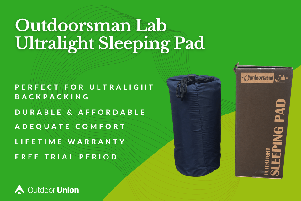 outdoorsman-lab-ultralight-sleeping-pad