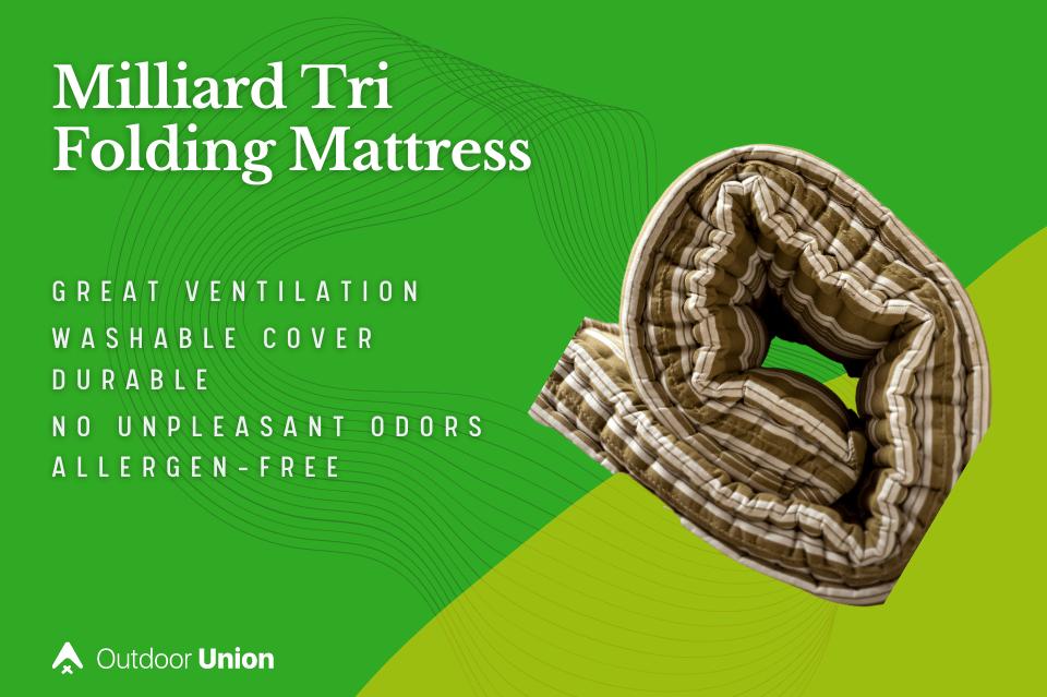 milliard-tri-folding-mattress-pros