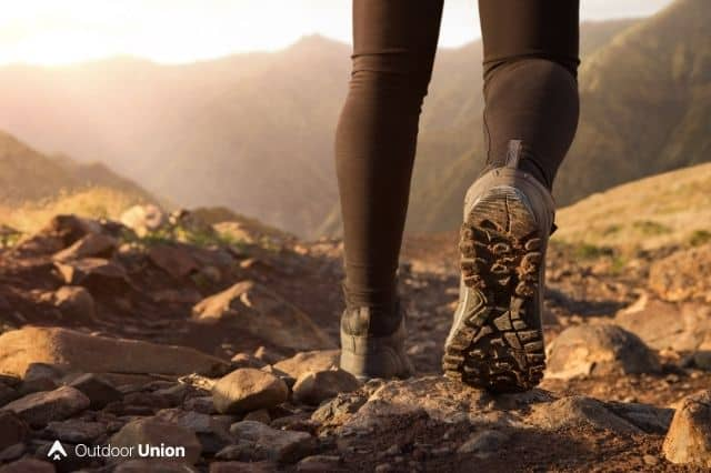 woman-hiking-trail-with-boots