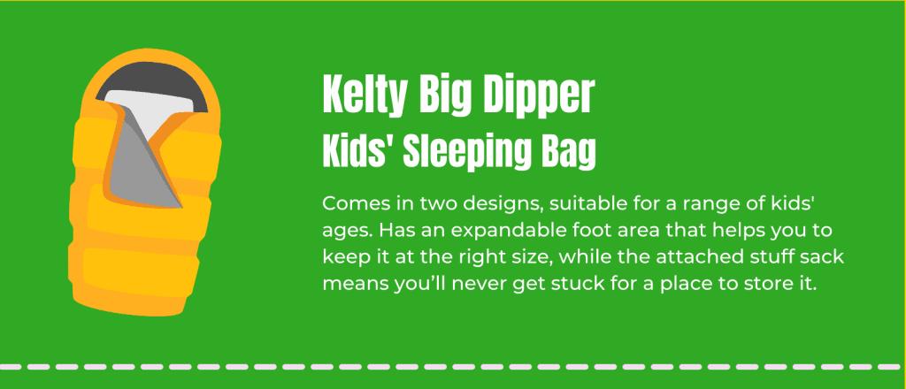 Kelty-Big-Dipper-Kids-Sleeping-Bag