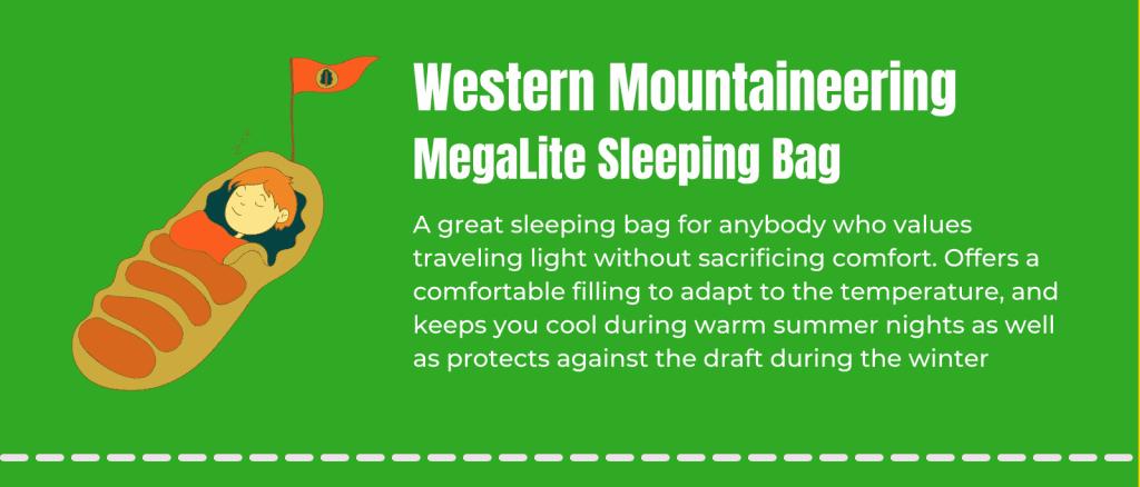 Western-Mountaineering-MegaLite-Sleeping-Bag