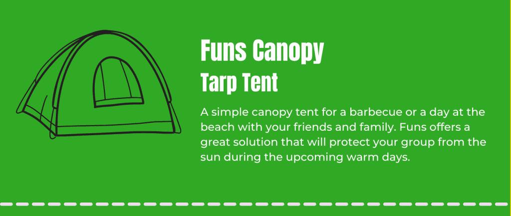 Funs-Canopy-Tarp-Tent-Info